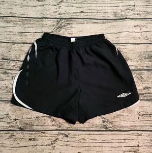 Umbro Workout Running Gym Shorts Youth Athletic XL